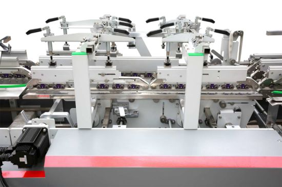 Yl-1100PC Automatic Six/Four Corner Box Folding and Gluing Equipment pictures & photos