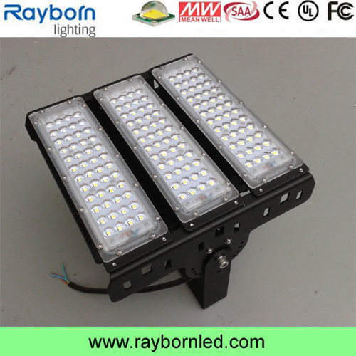 Black Waterproof 150W LED Tunnel Flood Light for Basement Lane pictures & photos