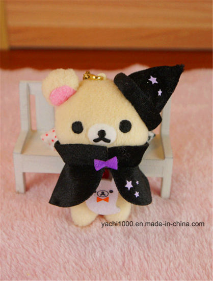 Wholesale Stuffed Halloween Cute Teddy Bear Toy
