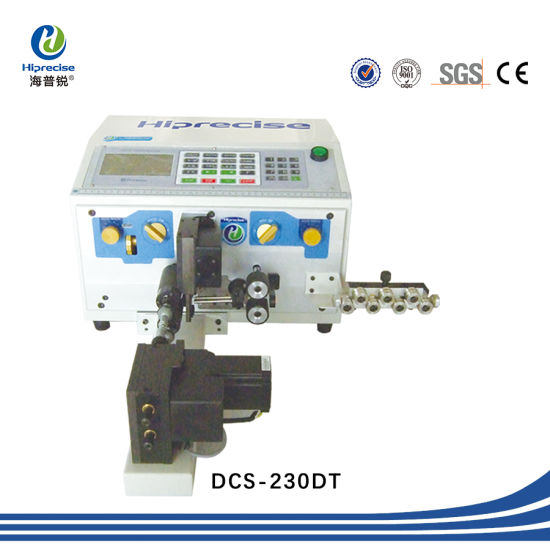 High Efficiency Automatic Cable Wire Stripping Machine Cable Making Tool pictures & photos