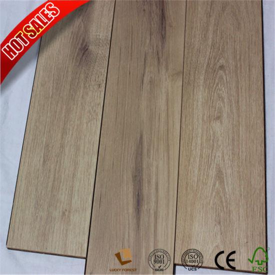 China Ac4 Ac5 Outdoor Beech Water Proof Hdf Laminate Wood Flooring
