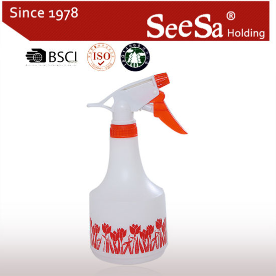 500ml Mini Hand Trigger Pressure Household PE Bottle Sprayer (SX-206) pictures & photos