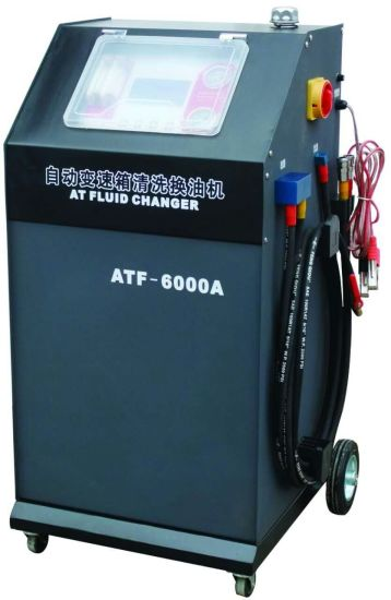 Full Automatically Auto-Transmission Fluid Oil Exchanger Atf-6000A