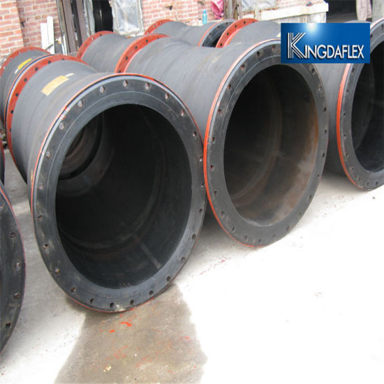 Flexible High Pressure Discharge Pump Suction Dreding Hose