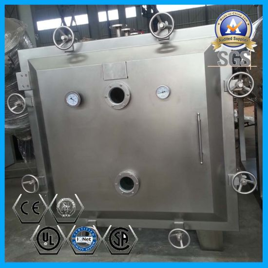 Pharmaceutical Vacuum Drying Machine/ Vacuum Dryer/ Drying Oven for Sale pictures & photos