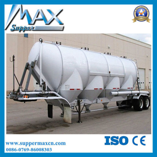 18-65cbm Carbon Steel 3 Axle Fuel/Oil/Gasoline/Diesel Tanker pictures & photos