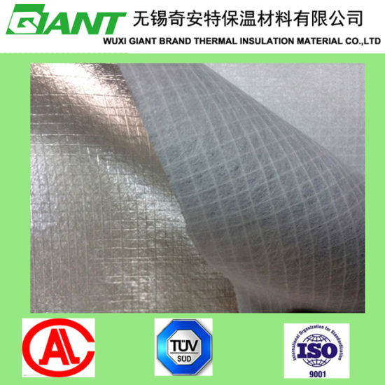Foil Mesh Fiberglass Tissue Mat for Roof Building pictures & photos
