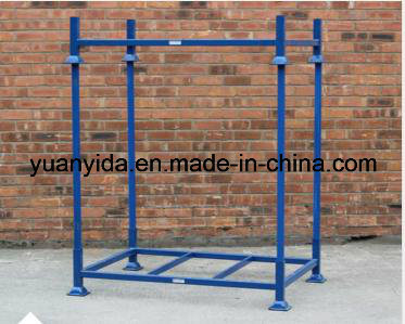 Stackable Powder Coating Warehouse Storage Steel Pallets/Pallet Rack pictures & photos