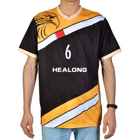 designer fashion b7957 4d9a3 China Soccer Jersey Set Kids Cotton Custom Wholesale Soccer ...