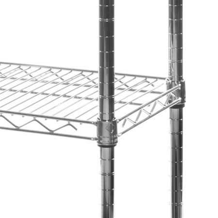 Metro Chrome Metal Garage Wire Shelving Rack with 500lbs Per Shelf pictures & photos