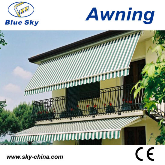 in galaxy awning awnings motorized la retractable draperies image wv sunsetter by