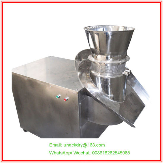 Granulator with Ce for Pharmaceutical Industry 1-3mm pictures & photos
