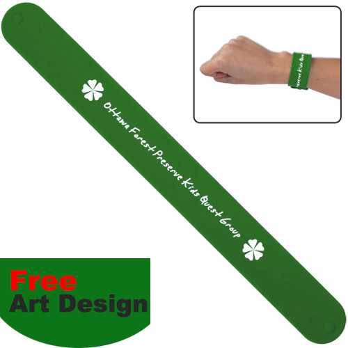 Promotional Wristband with Custom Logo pictures & photos