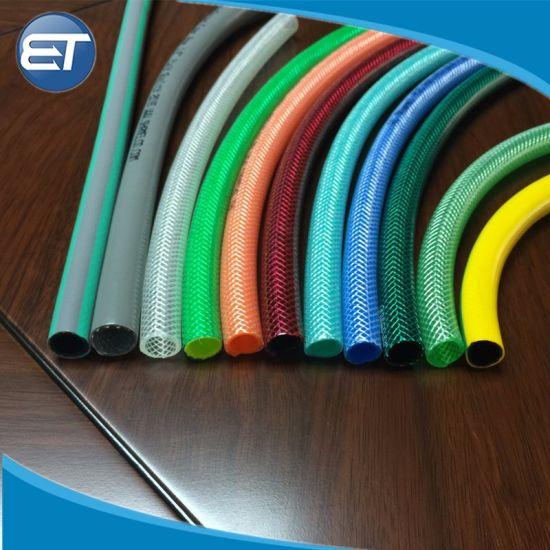 High Pressure Colorful PVC Flexible Water Garden Hose & China High Pressure Colorful PVC Flexible Water Garden Hose - China ...