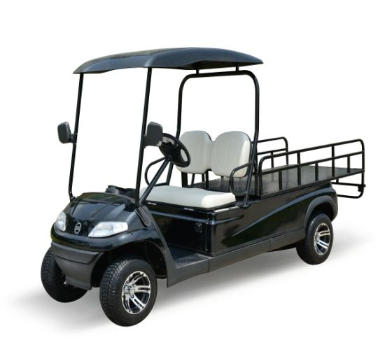 4 Seats High Lifted Golf Car pictures & photos