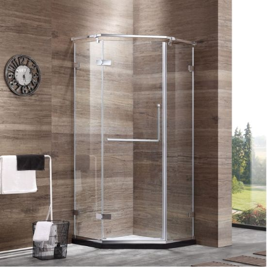 G13p21L Wholesale Price High Grade 304SUS Sliding Glass Bathroom Luxury Shower Room
