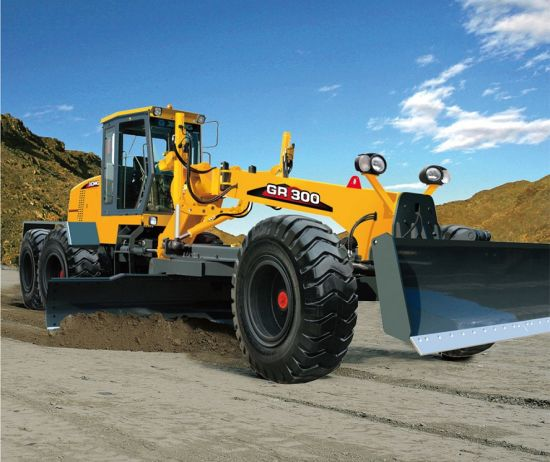 XCMG Brand Official Manufacturer Gr300 Motor Grader pictures & photos