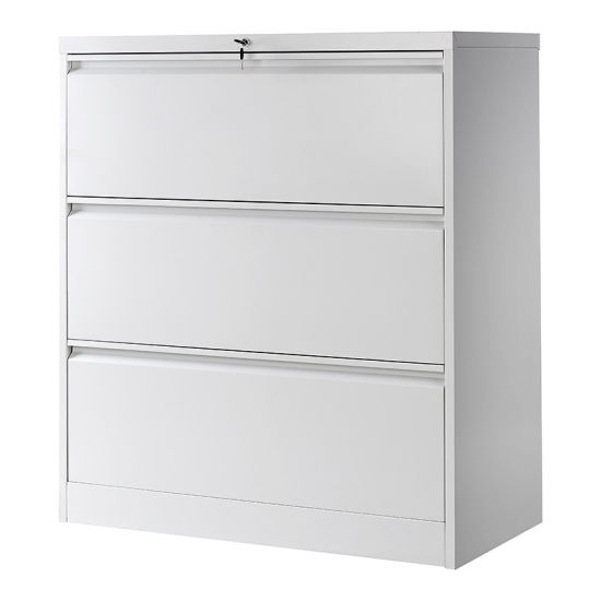 Office Furniture Lateral 3 Drawer