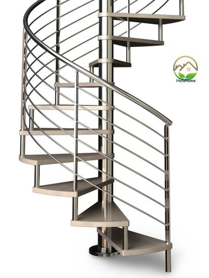 Foshan Factory Supplier Cast Iron Spiral Stair Used Spiral Staircases