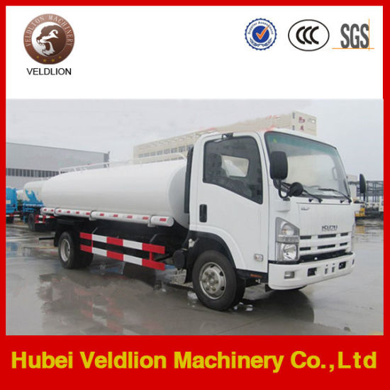 Isuzu Fvr 240HP Heavy 15, 000 Litres Water Tanker Truck 15 Tons pictures & photos
