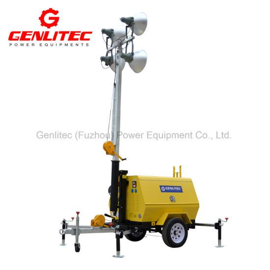 Kw Sel Generator Tower Light
