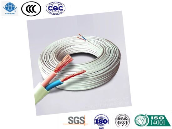 Rvs Cu Core PVC Insulated Twisted Connecting Soft Cable pictures & photos