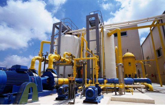 Industrial RO Reverse Osmosis Mineral Water Treatment Plant
