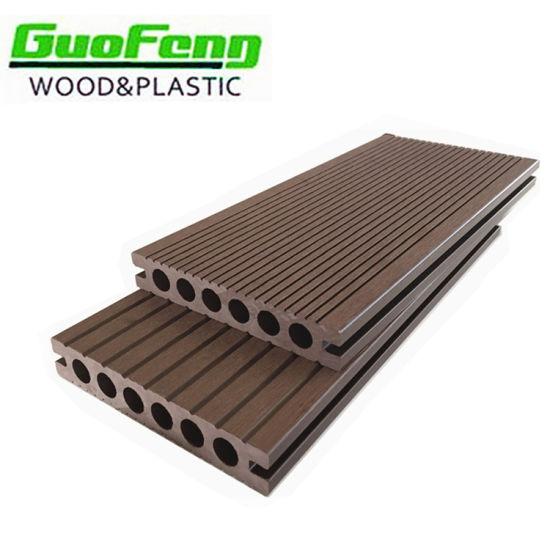 Wholesale Wood Plastic Composite Decking Flooring Exterior Decking