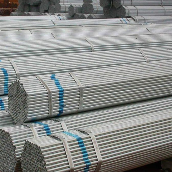 Tianjin Tsx-Sp20009 Stock Roducts Scaffolding Hot DIP Galvanized Stk400 Steel Pipe Carbon Welded ASME B36.10 ERW Metal Gi Pipe
