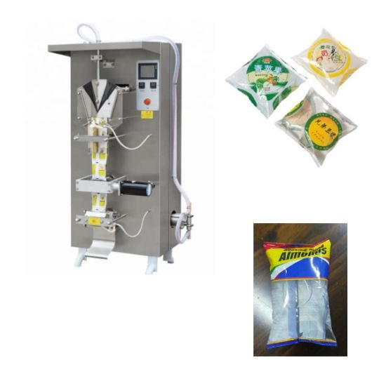 Automatic Liquid Wine Sachet Packing Machine
