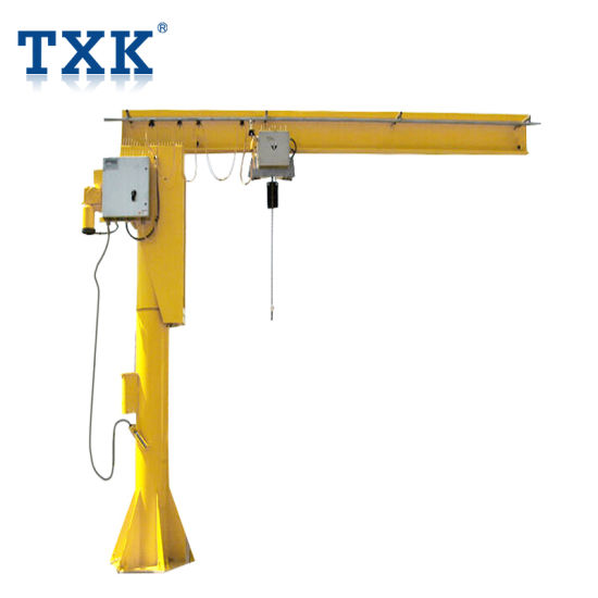 Rotating 360 Degree Jib Crane for Workshop pictures & photos