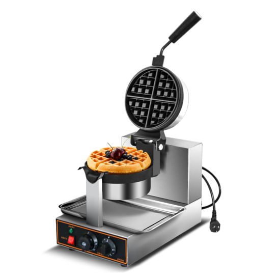 Single Head Electric Cake Maker Waffle Making Machine pictures & photos