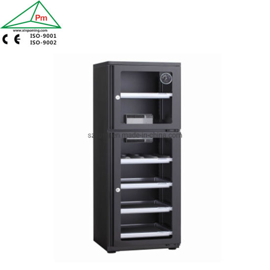 Stylish and Sturdy Design Camera Equipment Box Dry Cabinet 147 Liter