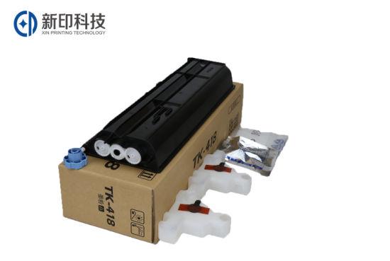 Compatible Toner Cartridge Tk410/Tk413/Tk418 for Kyocera Printer Km1620/2020/1635/2035/2050/1650
