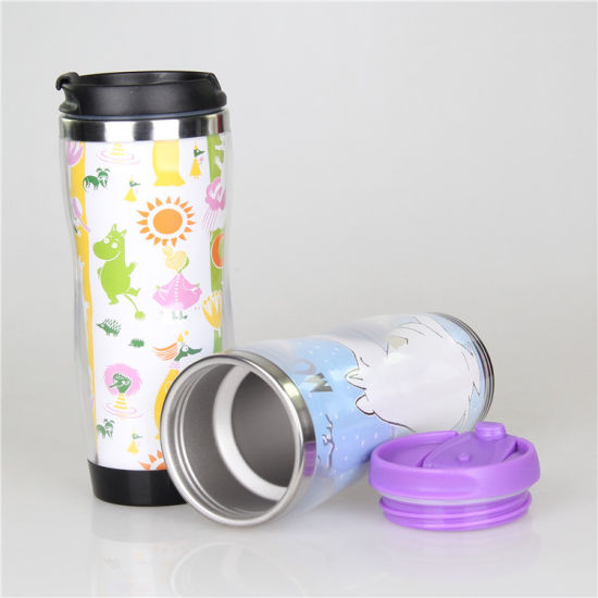 Stainless Steel Travel Mug Printing Paper pictures & photos