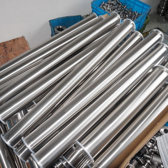 Stainless Steel Polished Food Grade Industry Tube Pipes