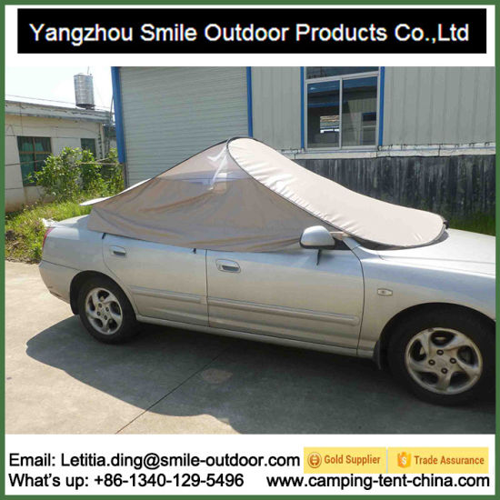 Outdoor Summer Sun Shelter Shade Throw up Car Cover Tent