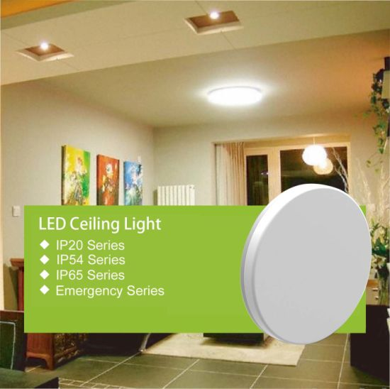 IP54 18W Newset Ultra Thin Roun LED Ceiling Light pictures & photos