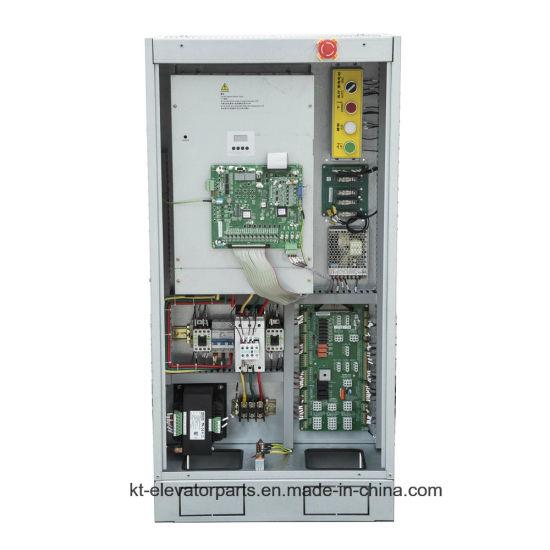 Elevator Parts Serial Machine Room Passenger Elevator/Lift Integrated  Control Cabinet