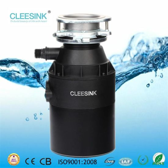 Cleesink Food Waste Disposer 220V pictures & photos