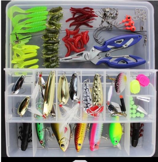 9 pcs//Kit Metal Spoon Fishing Lures Spoon Hard Bait Tackle Accessories Outdoor