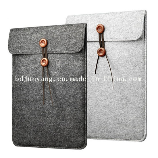 Fashion Felt Bag LED Handbags pictures & photos