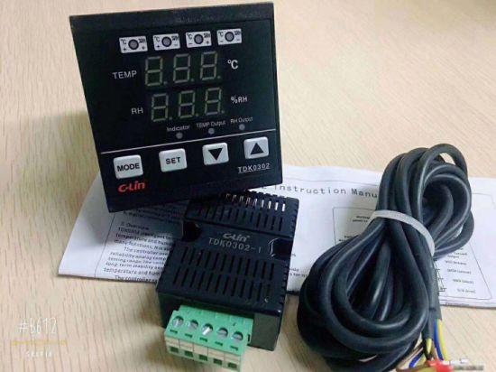 Intelligent Type Temperature&Humidity Controller Tdk0302