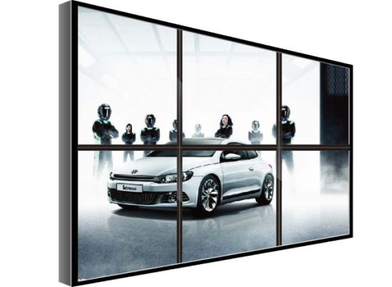 46inch Video Display for Joint Video Wall with 7.9mm Bezel P4679 pictures & photos