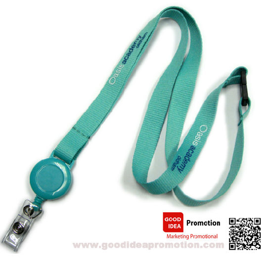 Polyester Lanyard with ID Card Holder pictures & photos