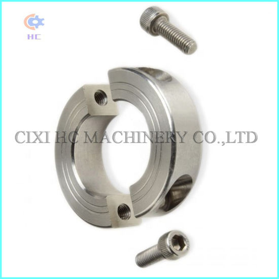 Stainless Steel Double Split Shaft Collar pictures & photos