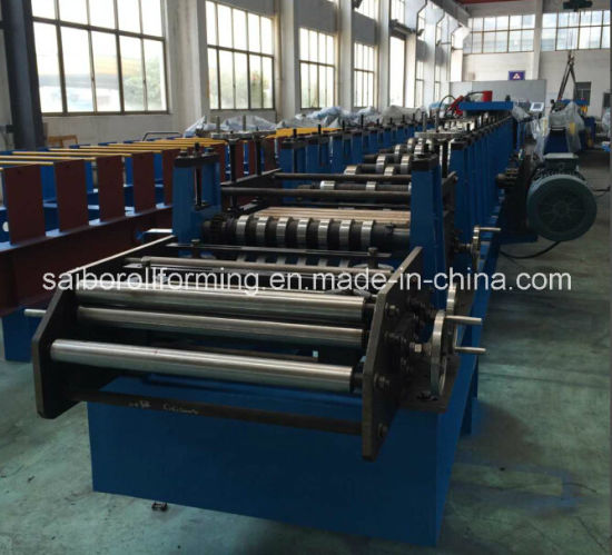 Z Purlin Steel Beam Roll Forming Machine pictures & photos