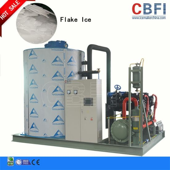 500kg/Day Flake Ice Machine pictures & photos