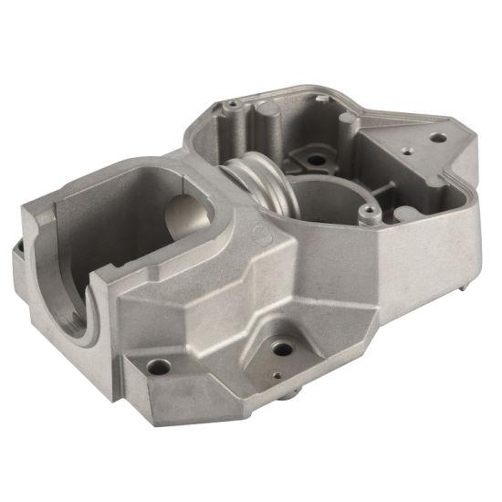 Custom Aluminum Die Casting Part for Auto Engine Shell