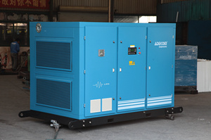VSD Screw Water Cooling Oil Inverter Air Compressor (KD75-10INV) pictures & photos